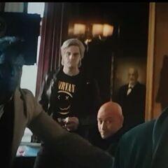 les X-men dans Deadpool 2