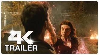 X-MEN DARK PHOENIX 6 Minute Trailers (4K ULTRA HD) NEW 2019