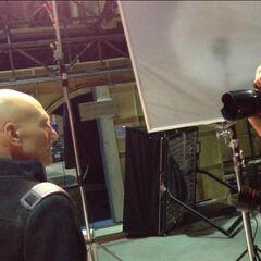 Photo pour la promo de Charles Xavier