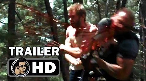 LOGAN Extended Red Band Trailer 2 (2017) Hugh Jackman Wolverine Movie HD