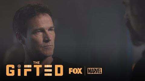 Reed Tries To Work Things Out With The Mutants Season 1 Ep. 5 THE GIFTED