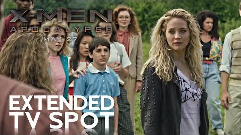 "X-Men Apocalypse ""A God"" Extended TV Commercial HD 20th Century FOX"