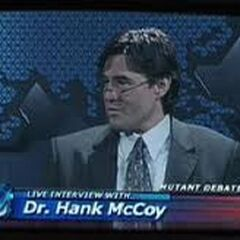 Hank McCoy (X-men 2) Steve Bacic