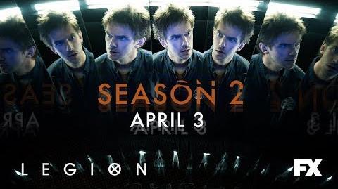 Legion Season 2 - Official Trailer