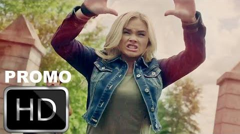 """The Gifted s02e04 Promo """"outMatched"""""""