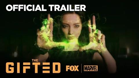 Comic-Con 2017 Official Trailer The Gifted THE GIFTED