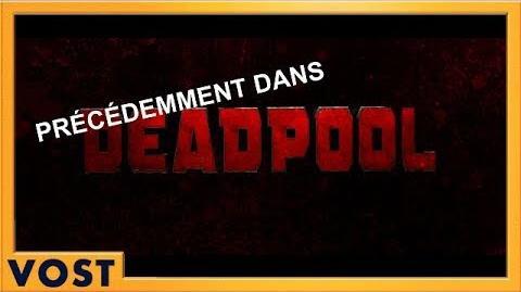 DEADPOOL 2 Bande Annonce Officielle VOST HD Précédemment Greenband 2018