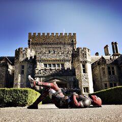 Le présence du Manoir X annoncé en même temps que le début du tournage.