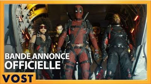 DEADPOOL 2 Bande Annonce Officielle VOST HD Redband 2018