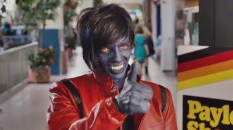 """X Men Apocalypse - Exclusive Extended Deleted Scene """"Mall"""" HD"""