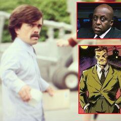 Peter Dinklage serai Trask déjà incarner par un acteur noir dans X-men: l'affrontement final