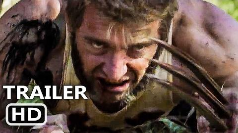 LΟGAN Super Bowl TRAILER (2017) X-Men, Superhero Movie HD