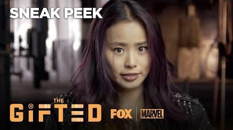 Mutants Objects Of Fear Season 1 THE GIFTED-0