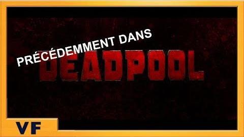 DEADPOOL 2 Bande Annonce Officielle VF HD Précédemment Greenband 2018