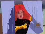 Dark Phoenix - X-Men Animated Series 007-1-