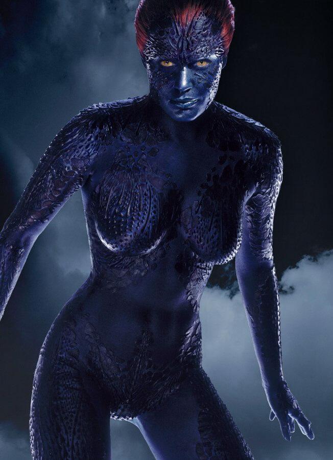 X Men 2000 Mystique Image - Mystiqu...