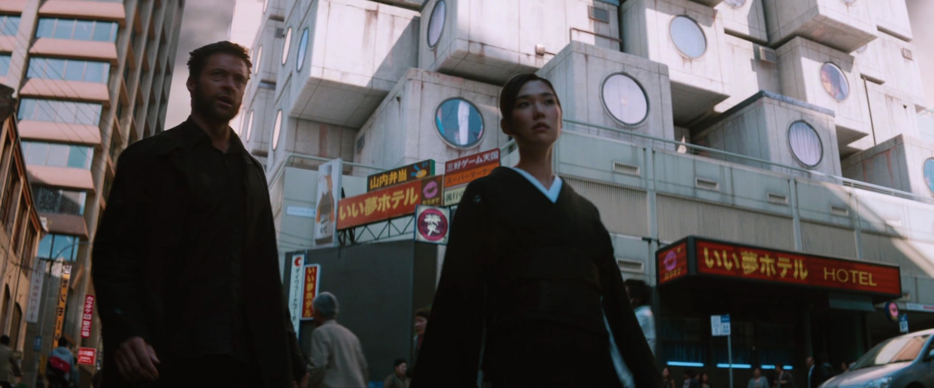 Love Hotel | X-Men Movies Wiki | Fandom