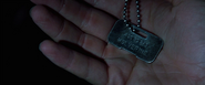 Wolverine's Dog Tag (X2 - 2003)