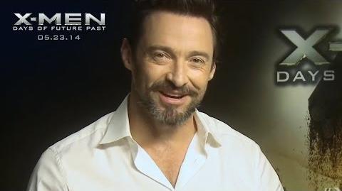 X-Men Days of Future Past X-Men X-Perience Hugh Jackman
