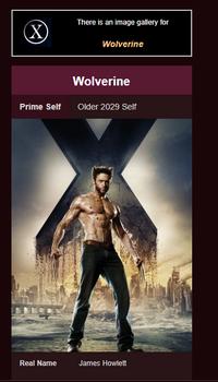 Wolverine example