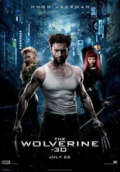 FP Poster The Wolverine