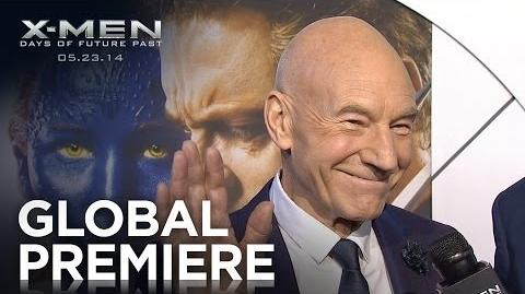 X-Men Days of Future Past Global Premiere Yahoo Live Stream Highlights