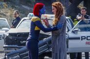 XMDP Jean and Mystique Set Photo