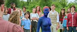 XMA Mystique and Mutant Students