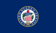 Flag of the United States Senate