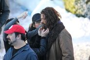 Thewolverine-filming