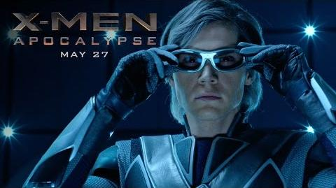 "X-Men Apocalypse ""Save the World"" TV Commercial 20th Century FOX"