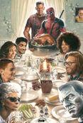 Deadpool 2 teaser poster 1