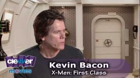 Kevin Bacon 'X-Men First Class' Interview