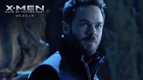 "X-Men Days of Future Past ""Iceman"" Power Piece HD 20th Century FOX"