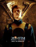 X-men first class havok