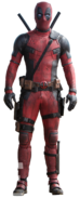 Deadpool - Transparent Profile