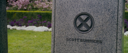 Scott Summers' Grave (The Last Stand)