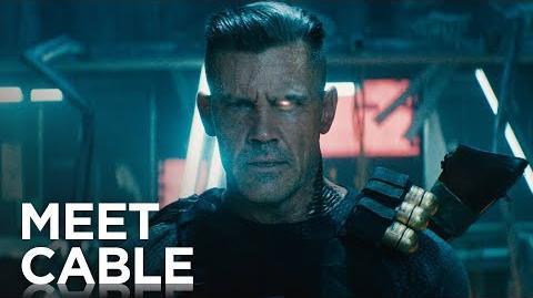 Deadpool, Meet Cable