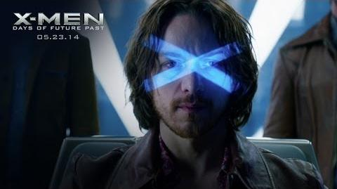 X-Men Days of Future Past TV Spot HD 20th Century FOX