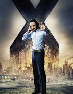 XMDOFP McAvoy Professor X Character Poster