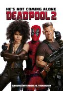 Deadpool Cable and Domino Poster
