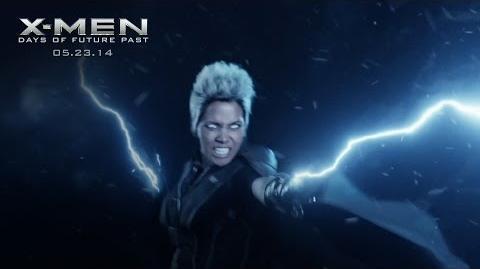 X-Men Days of Future Past Powerful Team TV Spot HD 20th Century FOX