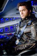 Wolverine in X-Jet