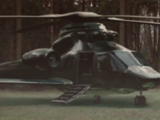 Xavier's Helicopter