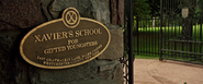 Xavier's School Sign (1983 - Apocalypse)