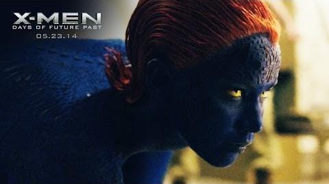 "X-Men Days of Future Past ""Let's Go"" TV Spot HD 20th Century FOX"