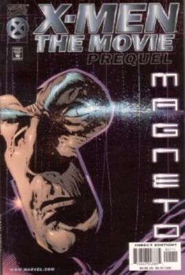 X-Men The Movie Prequel Vol 1 3