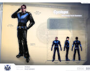 X-Men The Official Game Cyclops
