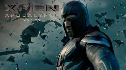 "X-Men Apocalypse ""Magneto"" Power Piece HD 20th Century FOX"