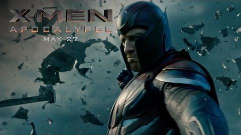 "X-Men Apocalypse ""Magneto"" Power Piece HD 20th Century FOX"